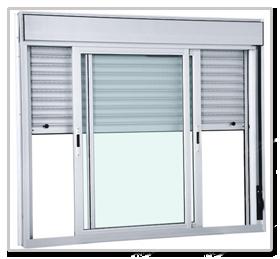 janela persiana