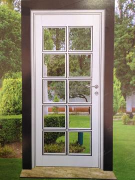 portas de aluminio